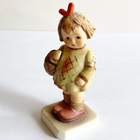 "Hummel Figurine ""I Brought You a Gift"""